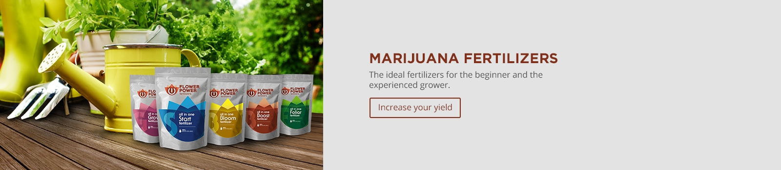 Marijuana Fertilizers