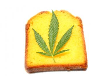 Cannabis Edibles - How To Make Space Cakes